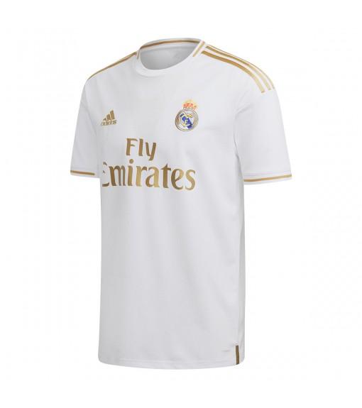 Adidas Men's Real Madrid Football Home Shirt 2019/2020 White Gold DW4433 | Football clothing | scorer.es