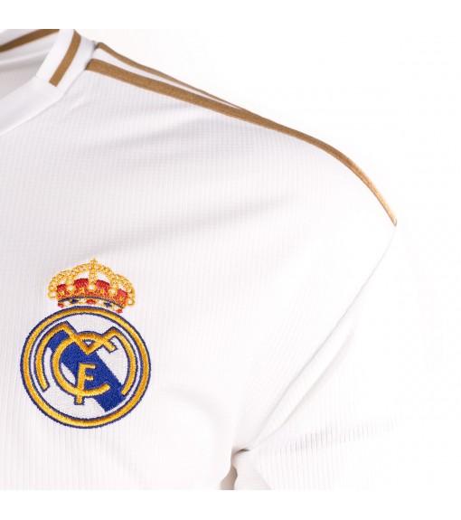 Camiseta Hombre adidas Real Madrid 1ª Equipación 2019/2020 Blanco Oro DW4433 | scorer.es
