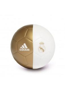 Balón Adidas Real Madrid 2019/2020 Blanco/Oro DY2524 | scorer.es