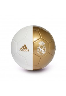 Balón Adidas Real Madrid 2019/2020 Mini Blanco/Oro DY2529