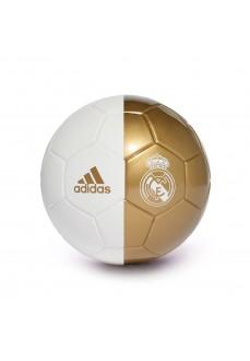 Balón Adidas Real Madrid 2019/2020 Mini Blanco/Oro DY2529 | scorer.es