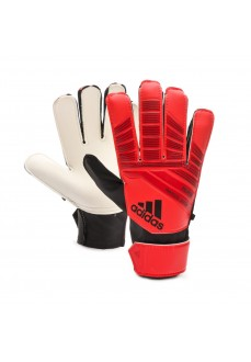 Adidas Goalkeeper Gloves Predator Junior Red Active DN8560