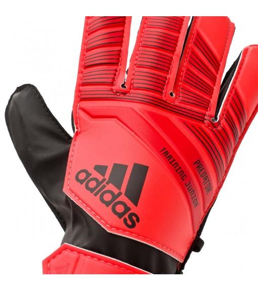 Guantes Portero Adidas Predator Junior Rojo Active DN8560 | scorer.es