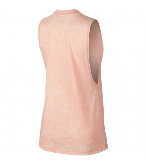 Nike T-Shirt Nsw Tank Pink BQ8029-697 | Short Sleeve | scorer.es
