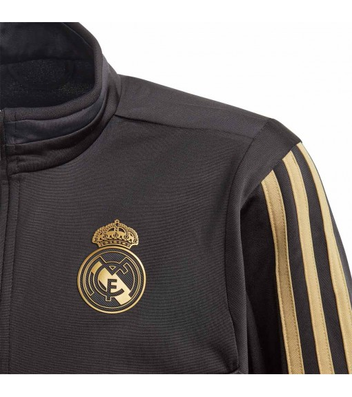 Chandal Niño Adidas Real Madrid 2019/2020 Negro DX7869 | scorer.es