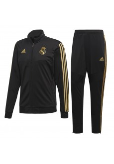 Chandal Adidas Real Madrid 2019/2020 Negro DX7867 | scorer.es