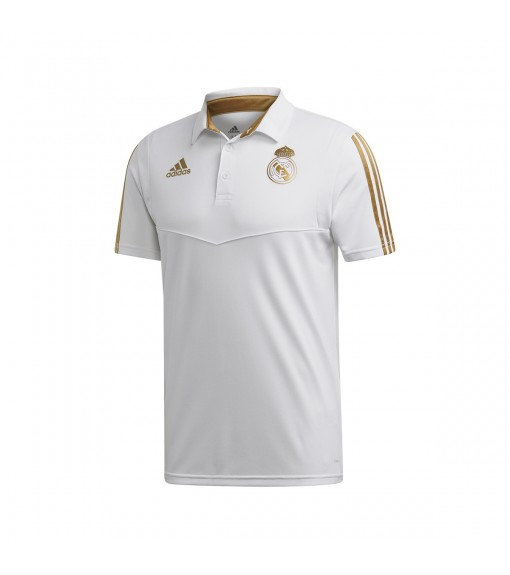 Polo Adidas Real Madrid 2019/2020 Blanco DX7858 | scorer.es