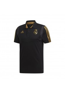 Polo Adidas Real Madrid 2019/2020 Negro DX7857 | scorer.es