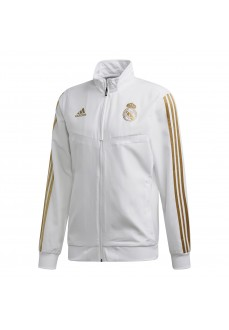 Adidas Real Madrid Tracksuit 2019/2020 White DX7839-DX7860