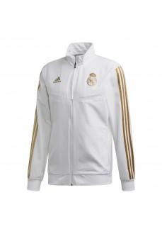 Adidas Real Madrid Tracksuit 2019/2020 White DX7839-DX7860