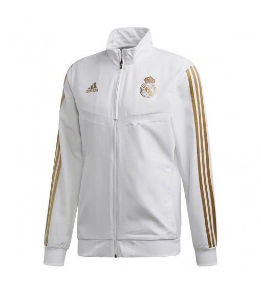 Adidas Real Madrid Tracksuit 2019/2020 White DX7839-DX7860 | Football clothing | scorer.es