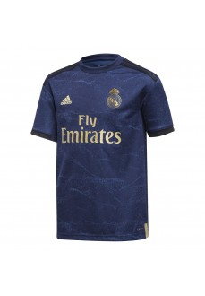 Camiseta Adidas Real Madrid 2ª Jr 2019/2020 Marino FJ3147