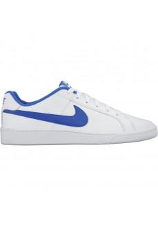 Zapatilla Hombre Nike Court Royale Blanca/Azul 749747-141 | scorer.es