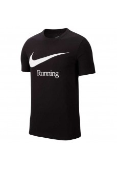 Nike Men's T-Shirt Dry Run Hbr Black CK0637-010