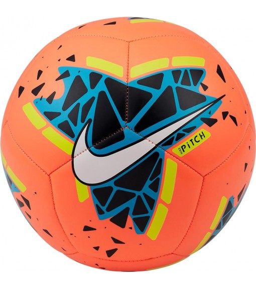 Balón Nike Pitch Mango/Blanco SC3807-810 | scorer.es