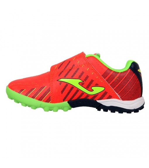 Joma Kids' Trainers Tactil Jr 907 Turf Coral TACW.907.TF | Football boots | scorer.es