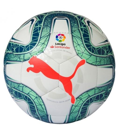 Puma La Liga Mini Ball White/Green 08340201 | Football Balls | scorer.es