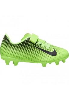 Bota de Fútbol Nike Bravata II (V) Verde Negro 844434-303 | scorer.es