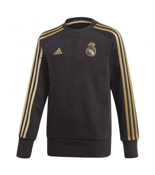 Sudadera Adidas Real Madridd 2019/2020 Negra DX7861 | scorer.es