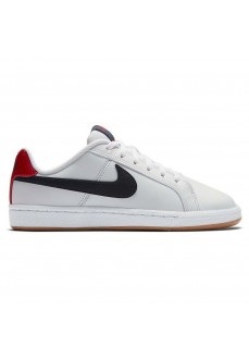 Zapatilla Nike Niño/a Court Royale (GS) Blanca/Marino 833535-107 | scorer.es