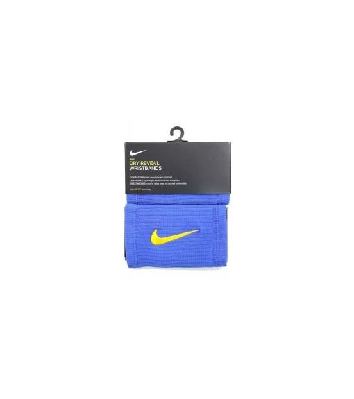 Muñequera Nike Dri-Fit Reveal DW NNNJ1458OS Azul | scorer.es