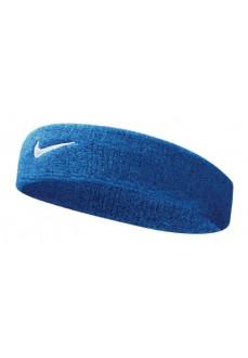 Cinta Nike Swoosh Headband NNN07402OS Azul