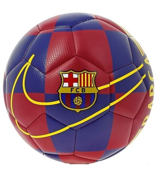 Nike Ball FC Barcelona 2019/2020 Navy Blue/Maroon SC3699-455   Football balls   scorer.es