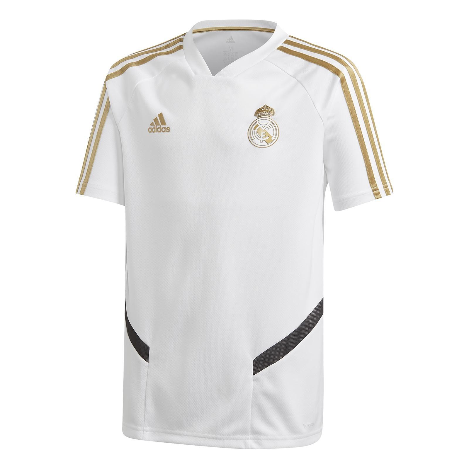 Comprar Camiseta Adidas Real Madrid 20192020 Blanco
