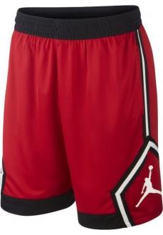 Pantalón Corto Nike Hombre Jordan Jumpman Diamond Rojo/Negro AV5019-687 | scorer.es