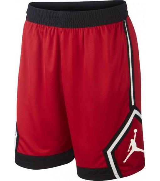 fotos oficiales 0241f c430b Pantalón Corto Nike Hombre Jordan Jumpman Diamond Rojo/Negro