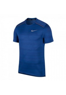 Camiseta Nike Hombre Dri-FIT Miler Azul AJ7565-438