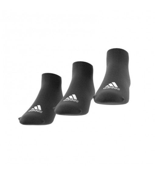 Adidas Black Socks 3 Pack | Socks | scorer.es