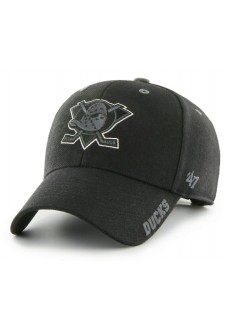 Gorra Brand 47 Anaheim Ducks Negro H-DEFRO25WBV-BKB