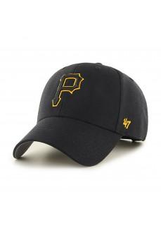 Gorra Brand 47 Pittsburgh Pirates Negro B-MVP20WBV-BKC