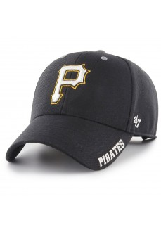 Gorra Brand 47 Pittsburgh Pirates Negra B-DEFRO20WBV-BK