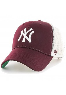 Gorra 47 Brand Mlb New York Yankees Granate B-BRANS17CTP-KMA
