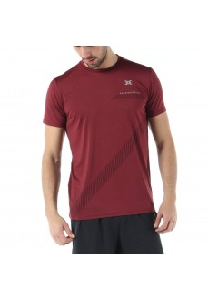 Camiseta J.Smith Hombre Arrow 110 Granate | scorer.es