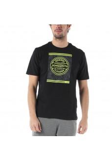 Camiseta J.Smith Hombre Crater 005 Negro | scorer.es