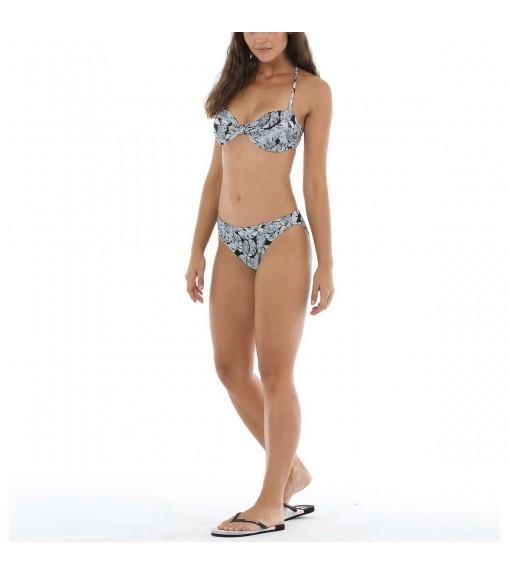 Bikini J.Smith Mujer Menu 005 Negro/Blanco | scorer.es