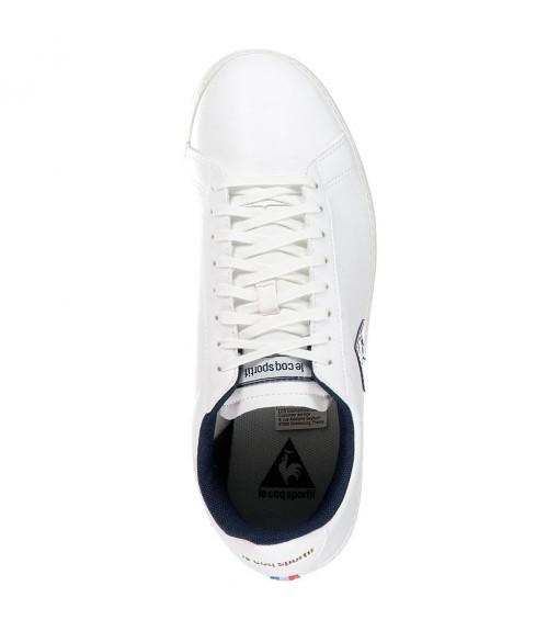 Lecoq Sportif Men's Trainers Courset Sport White/Navy Blue 1920253   Low shoes   scorer.es