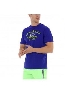 Camiseta J.smith Hombre Filiber 031 Azul | scorer.es