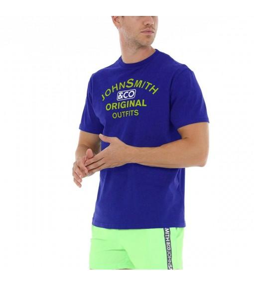 Camiseta J.smith Hombre Filiber 031 Azul   scorer.es