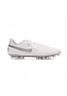 Bota de fútbol Nike Hombre Legend 8 Academy Ag Blanco/Gris AT6012-100