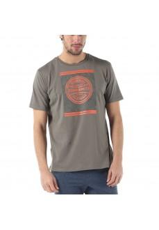Camiseta J.Smith Hombre Crater 830 Verde | scorer.es
