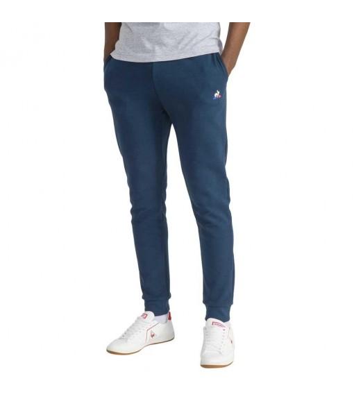 Lecoq Sportif Men's Trousers Essentiels Navy Blue 1810510 | Long trousers | scorer.es