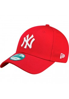 Gorra New Era 940 Leag Basic Roja 10531938