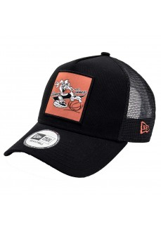 Gorra New Era Looney Tunes 940 Af Trucker Taz Negra 12150297