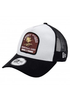 Gorra New Era Looney Tunes 940 Af Trucker Porpig Negro/Blanco 12150298