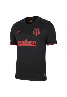 Camiseta Nike Hombre Atlético de Madrid 2019/20 Stadium Away Negra AJ5522-011 | scorer.es