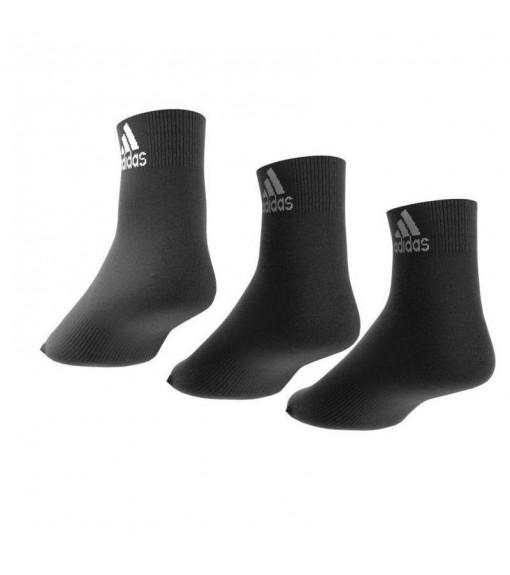 Calcetines Adidas Negros Pack 3 | scorer.es
